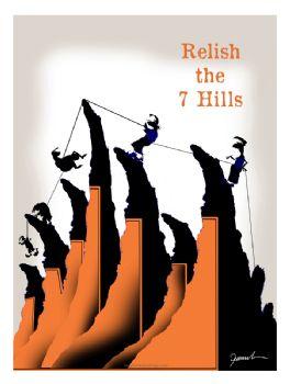 Relish the Seven Hills